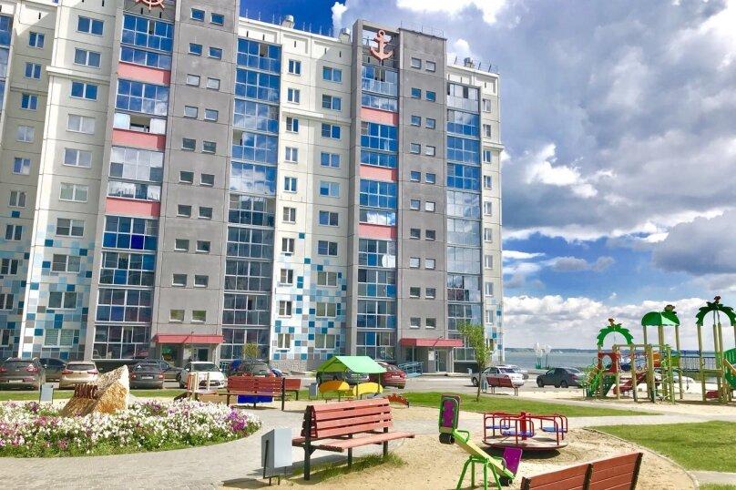 1-комн. квартира, 39 кв.м. на 4 человека, Новороссийская улица, 103, Челябинск - Фотография 9