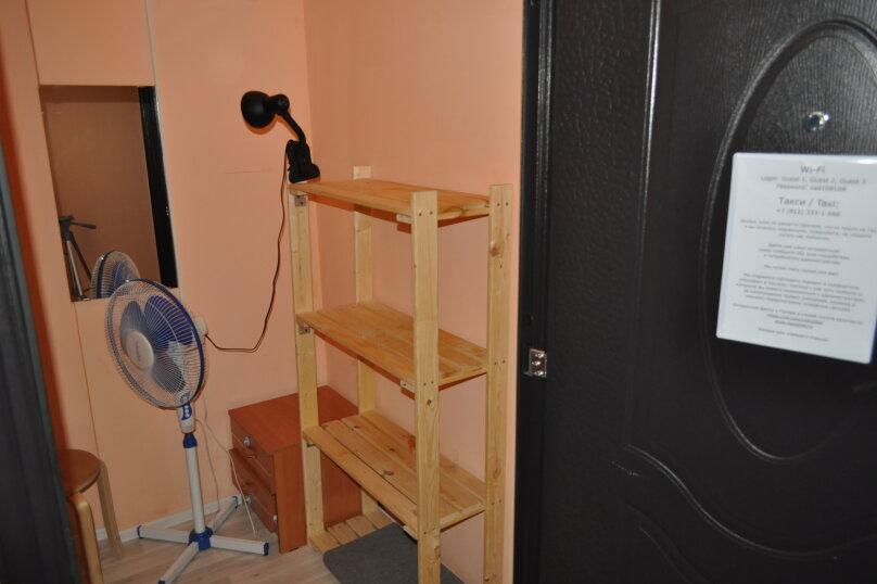 Небольшой бюджетный номер с 1 двухспальной кроватью, без окна, Садовая улица, 28-30к1, Санкт-Петербург - Фотография 4