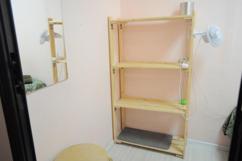 Небольшой бюджетный номер с 1 двухспальной кроватью, без окна, Садовая улица, 28-30к1, Санкт-Петербург - Фотография 9