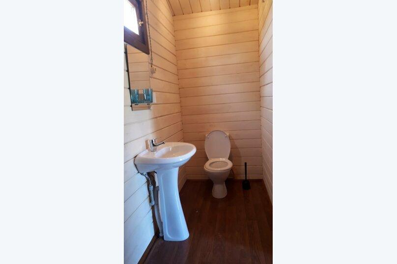 Дом под ключ, 100 кв.м. на 4 человека, 1 спальня, Фабричная, 43А, Пицунда - Фотография 22