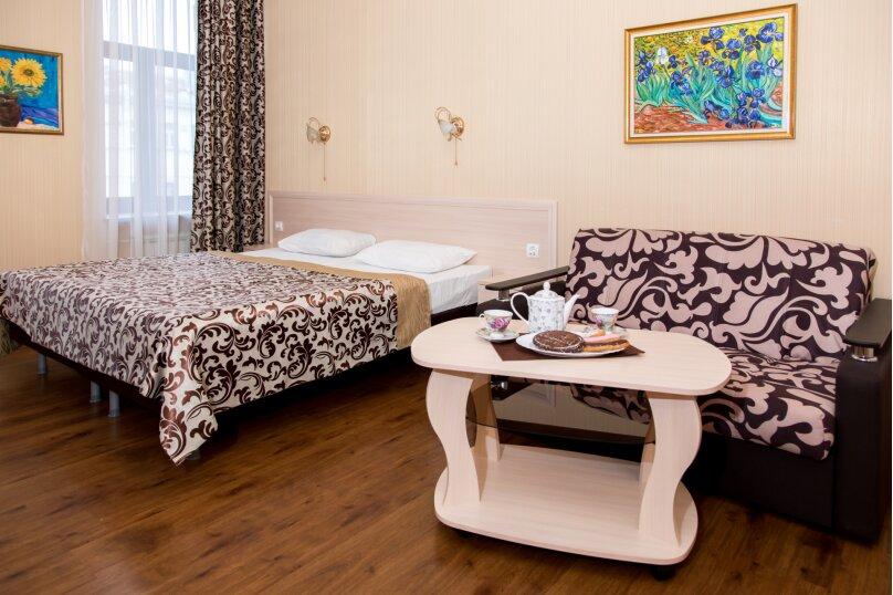 Двухместная комфортная комната, набережная канала Грибоедова, 35, Санкт-Петербург - Фотография 1