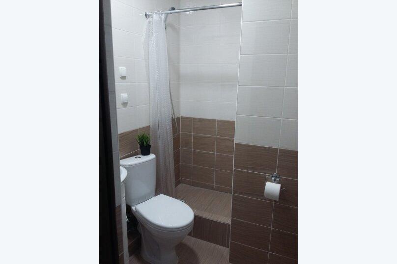 1-комн. квартира, 25 кв.м. на 3 человека, Берёзовый переулок, 13к2, Пятигорск - Фотография 8