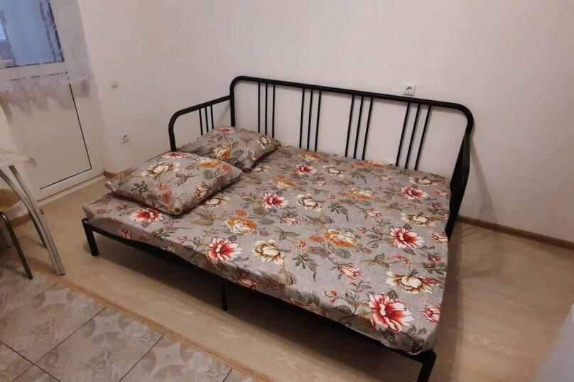 1-комн. квартира, 25 кв.м. на 3 человека, Берёзовый переулок, 13к2, Пятигорск - Фотография 21