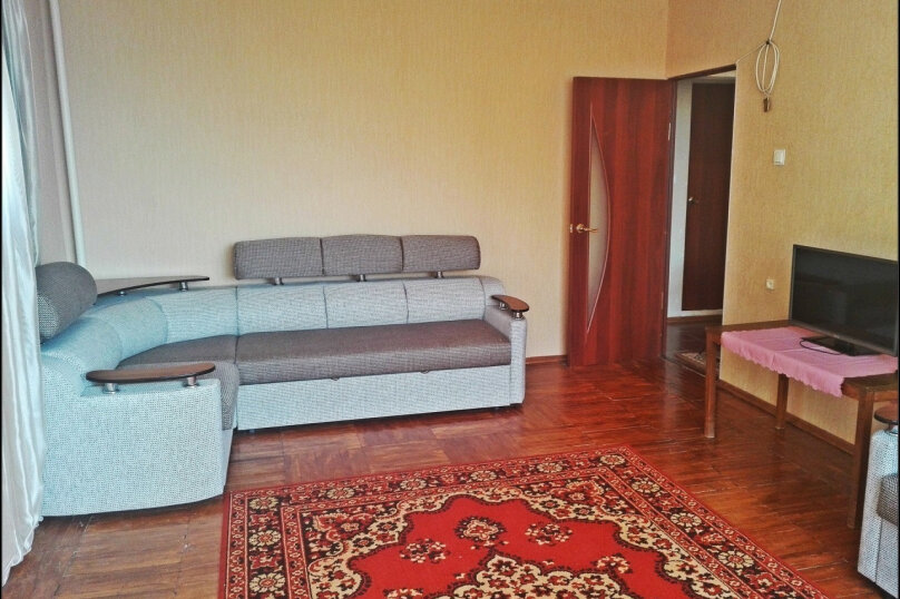 2-комн. квартира, 55 кв.м. на 5 человек, улица Абазгаа, 61/1, Гагра - Фотография 3