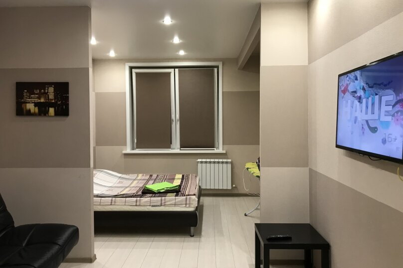 1-комн. квартира, 45 кв.м. на 4 человека, шоссе Космонавтов, 213, Пермь - Фотография 2