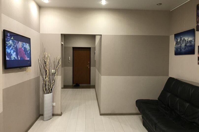 1-комн. квартира, 45 кв.м. на 4 человека, шоссе Космонавтов, 213, Пермь - Фотография 3