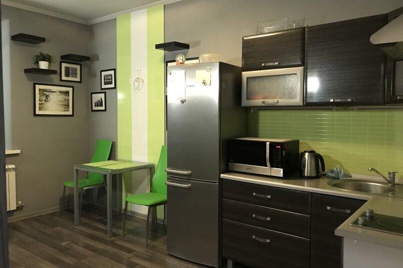 1-комн. квартира, 45 кв.м. на 4 человека, шоссе Космонавтов, 213, Пермь - Фотография 5