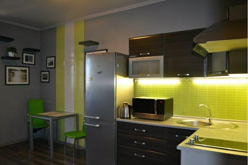 1-комн. квартира, 45 кв.м. на 4 человека, шоссе Космонавтов, 213, Пермь - Фотография 1