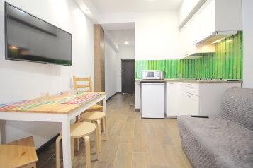 1-комн. квартира, 36 кв.м. на 4 человека, Черноморская улица, 6, Сочи - Фотография 1