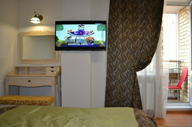 2-комн. квартира, 62 кв.м. на 4 человека, шоссе Космонавтов, 120, Пермь - Фотография 3