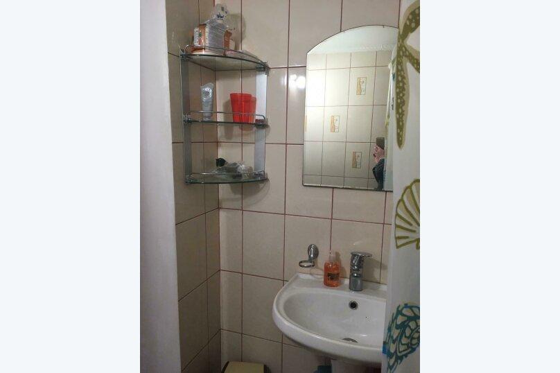 Дом, 30 кв.м. на 5 человек, 1 спальня, улица Павлова, 36, Ейск - Фотография 9