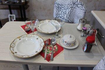 1-комн. квартира, 18.5 кв.м. на 3 человека, улица Дежнёва, 2к1, Казань - Фотография 1