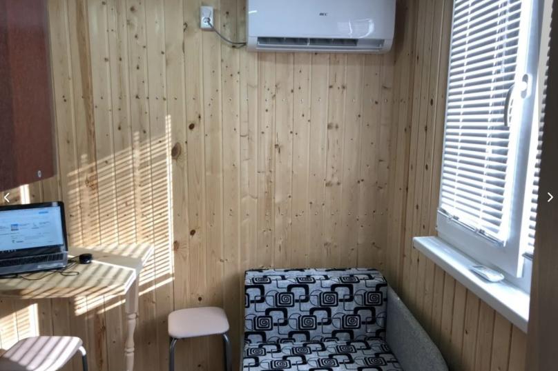 Дом, 20 кв.м. на 3 человека, 1 спальня, СНТ Вагонник, 20, Севастополь - Фотография 5