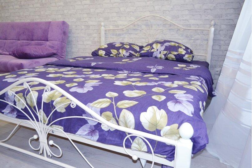 1-комн. квартира, 50 кв.м. на 4 человека, улица Пирогова, 1к3, Чебоксары - Фотография 1