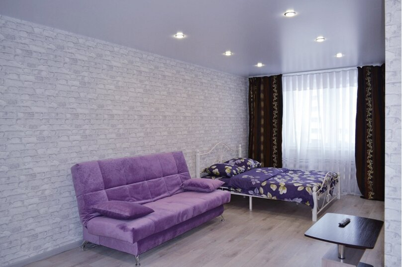 1-комн. квартира, 50 кв.м. на 4 человека, улица Пирогова, 1к3, Чебоксары - Фотография 8