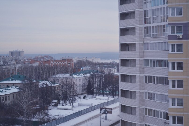 1-комн. квартира, 50 кв.м. на 4 человека, улица Пирогова, 1к3, Чебоксары - Фотография 21