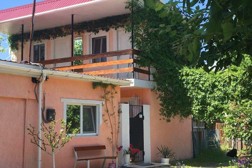 Домик для отдыха, 60 кв.м. на 10 человек, 4 спальни, Строительная, 4А, Феодосия - Фотография 2