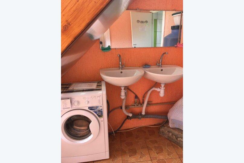 Домик для отдыха, 60 кв.м. на 10 человек, 4 спальни, Строительная, 4А, Феодосия - Фотография 6