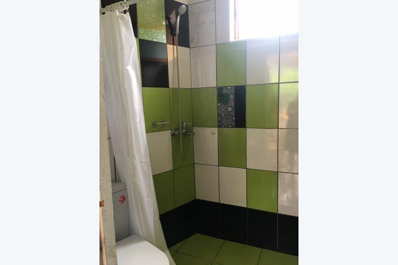 Домик для отдыха, 60 кв.м. на 10 человек, 4 спальни, Строительная, 4А, Феодосия - Фотография 7