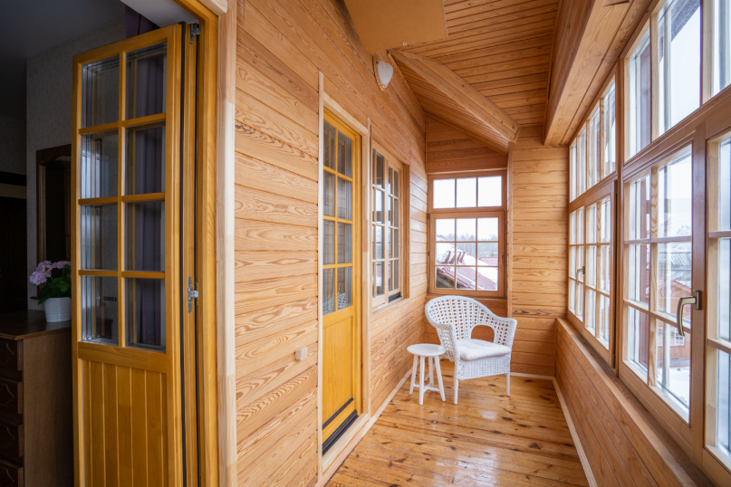 Малый дом, поселок Богатыри, Озерная, 20, Приозерск - Фотография 4