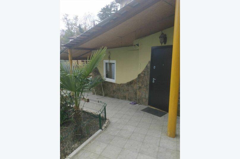 Дом, 50 кв.м. на 5 человек, 2 спальни, Янтарная улица, 6В, Отрадное, Ялта - Фотография 1