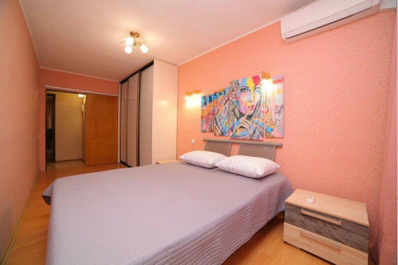 2-комн. квартира, 49 кв.м. на 5 человек, улица 50 лет Октября, 6, Алушта - Фотография 1