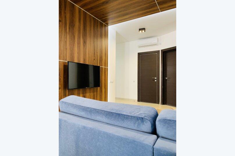 3-комн. квартира, 76 кв.м. на 5 человек, улица Авроры, 64, Восход, Ялта - Фотография 3