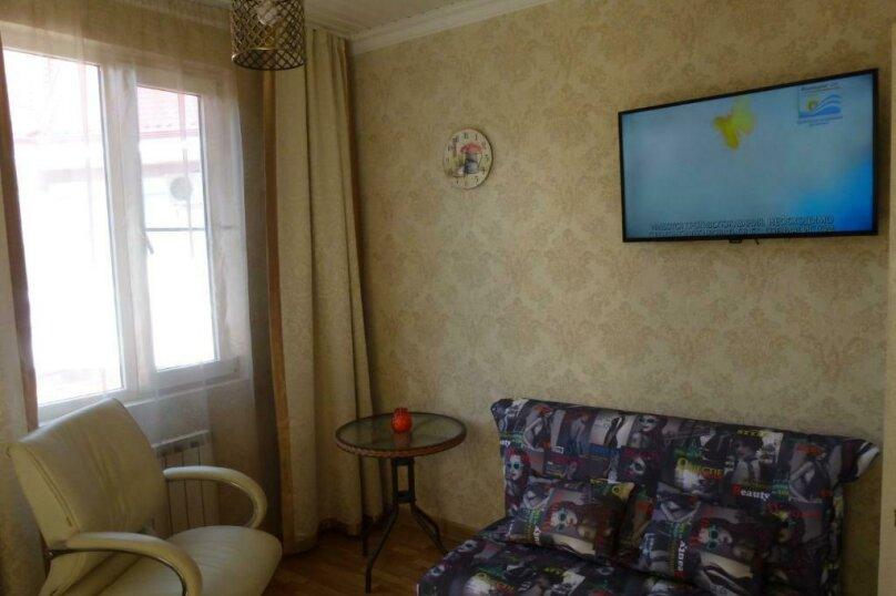 Трехместный номер «Комфорт», микрорайон Мамайка, Анапская улица, 10, Сочи - Фотография 3