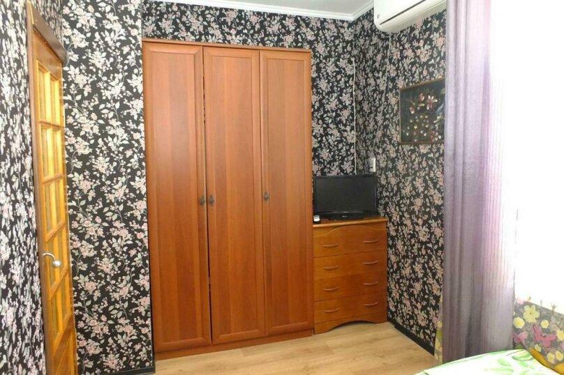 Комната Люкс с двумя спальнями, микрорайон Тонкий Мыс, Ясная улица, 21, Геленджик - Фотография 4