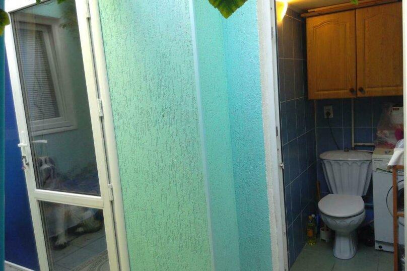 Бюджетная одноместная комната с общим санузлом, микрорайон Тонкий Мыс, Ясная улица, 21, Геленджик - Фотография 3
