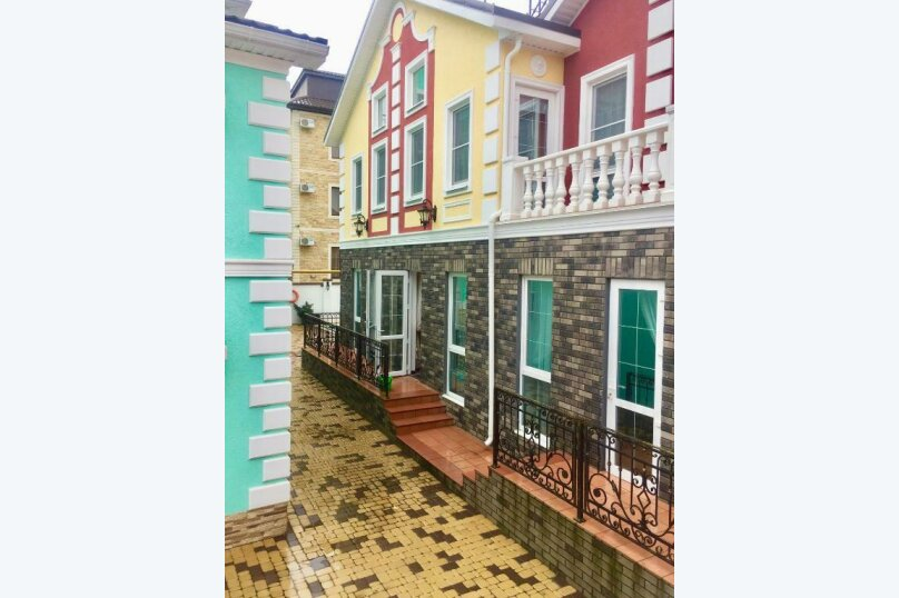 Улучшенный четырехместный номер , Радужный переулок, 2, Геленджик - Фотография 9