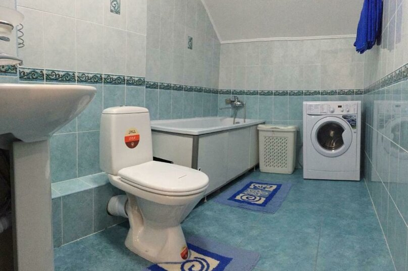 Cемейный номер с собственной ванной комнатой, Радужный переулок, 2, Геленджик - Фотография 4