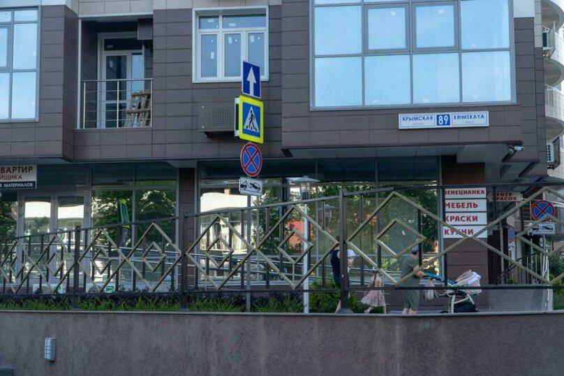 1-комн. квартира, 50 кв.м. на 4 человека, Крымская улица, 89, микрорайон Мамайка, Сочи - Фотография 17