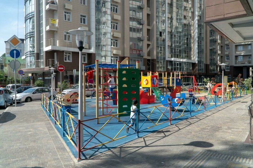 1-комн. квартира, 50 кв.м. на 4 человека, Крымская улица, 89, микрорайон Мамайка, Сочи - Фотография 23