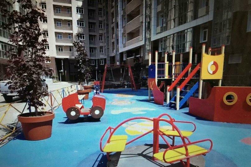 1-комн. квартира, 50 кв.м. на 4 человека, Крымская улица, 89, микрорайон Мамайка, Сочи - Фотография 3