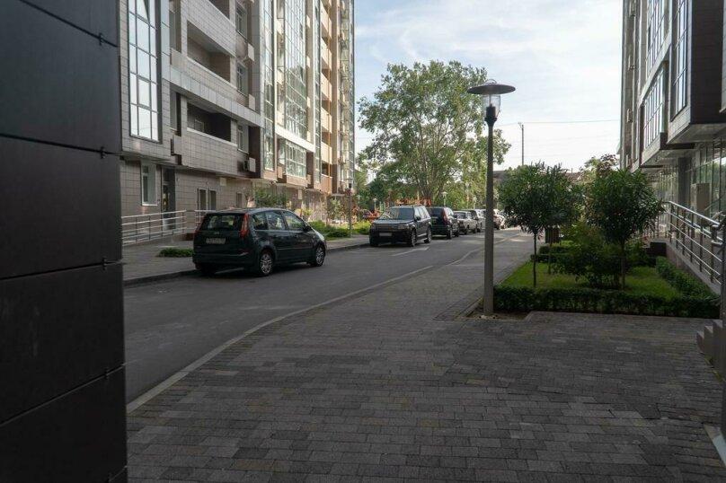 1-комн. квартира, 50 кв.м. на 4 человека, Крымская улица, 89, микрорайон Мамайка, Сочи - Фотография 8