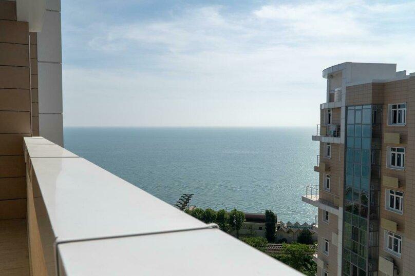 1-комн. квартира, 50 кв.м. на 4 человека, Крымская улица, 89, микрорайон Мамайка, Сочи - Фотография 10