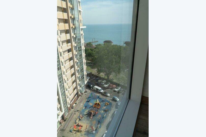 1-комн. квартира, 50 кв.м. на 4 человека, Крымская улица, 89, микрорайон Мамайка, Сочи - Фотография 12