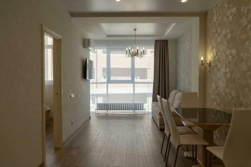 1-комн. квартира, 50 кв.м. на 4 человека, Крымская улица, 89, микрорайон Мамайка, Сочи - Фотография 13