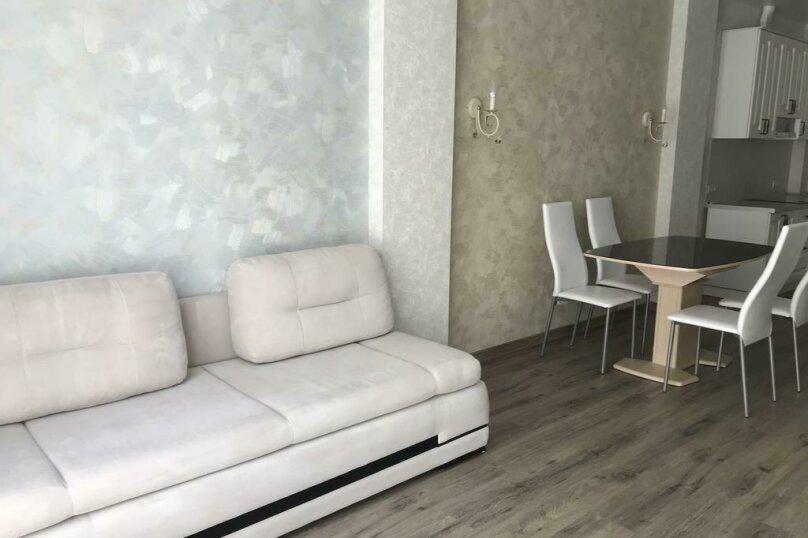 1-комн. квартира, 50 кв.м. на 4 человека, Крымская улица, 89, микрорайон Мамайка, Сочи - Фотография 28