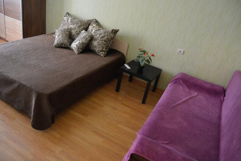 1-комн. квартира, 40 кв.м. на 4 человека, бульвар Юности, 41А, Белгород - Фотография 4