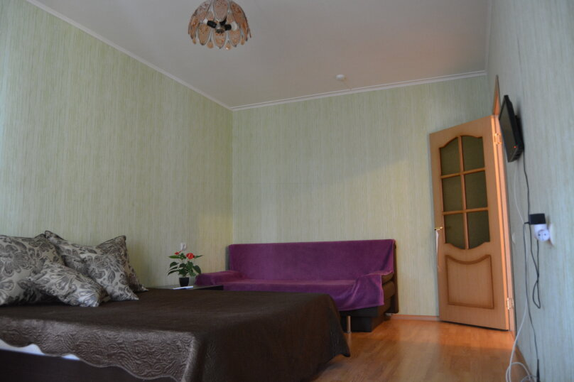 1-комн. квартира, 40 кв.м. на 4 человека, бульвар Юности, 41А, Белгород - Фотография 6