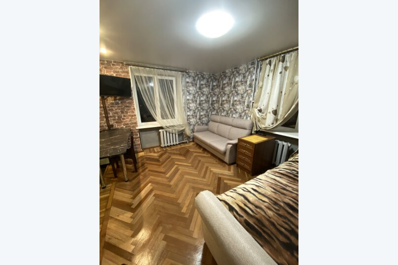 1-комн. квартира, 27 кв.м. на 2 человека, проспект Металлистов, 59, Санкт-Петербург - Фотография 1