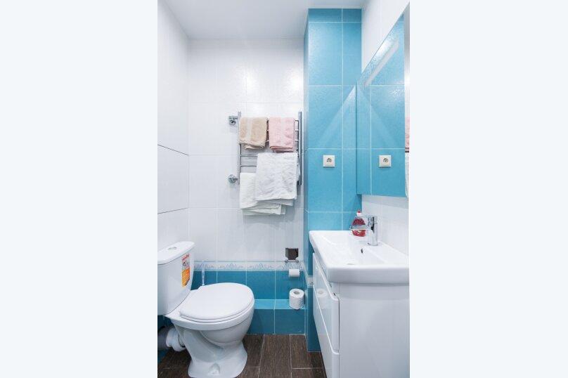 1-комн. квартира, 23 кв.м. на 2 человека, Молодёжная улица, 78, Химки - Фотография 19