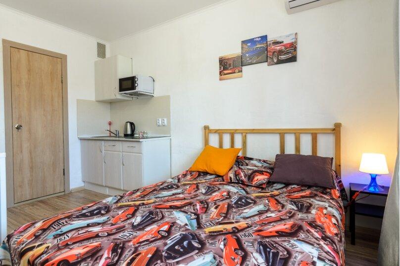 1-комн. квартира, 16 кв.м. на 2 человека, проспект Дзержинского, 240, Новороссийск - Фотография 10