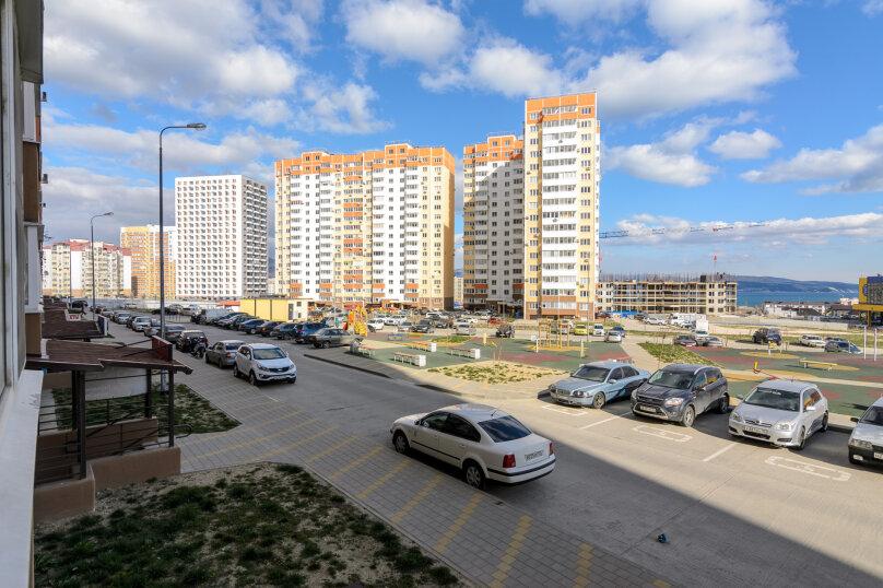 1-комн. квартира, 16 кв.м. на 2 человека, проспект Дзержинского, 240, Новороссийск - Фотография 16
