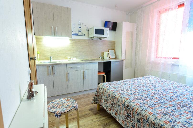 1-комн. квартира, 16 кв.м. на 2 человека, проспект Дзержинского, 238, Новороссийск - Фотография 6