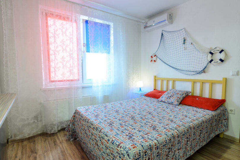 1-комн. квартира, 16 кв.м. на 2 человека, проспект Дзержинского, 238, Новороссийск - Фотография 7