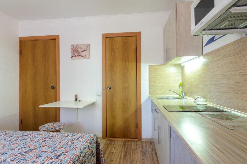 1-комн. квартира, 16 кв.м. на 2 человека, проспект Дзержинского, 238, Новороссийск - Фотография 10