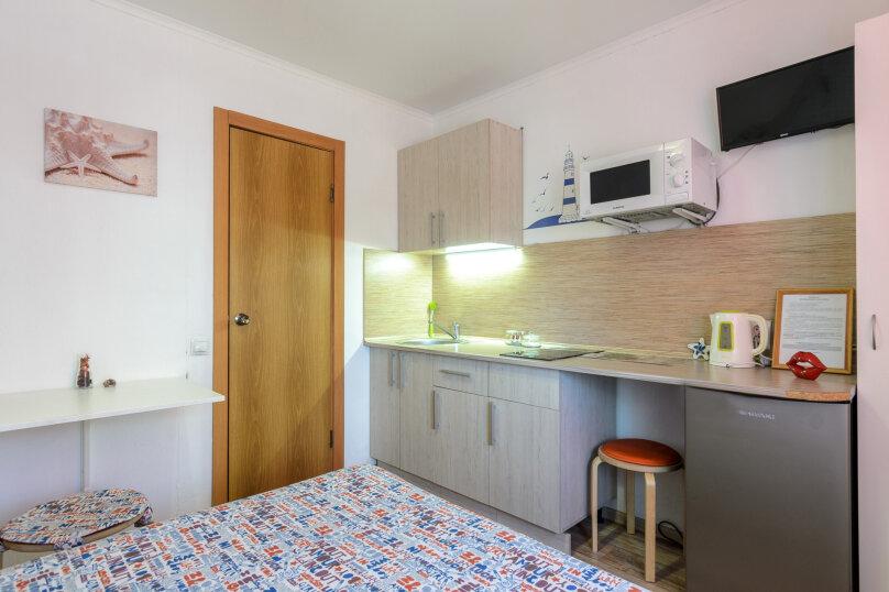 1-комн. квартира, 16 кв.м. на 2 человека, проспект Дзержинского, 238, Новороссийск - Фотография 12